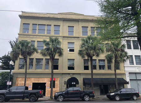 New Historic Project Downtown Nola