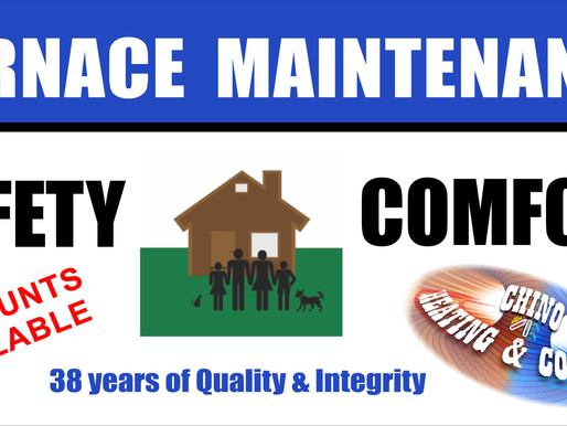 Annual Furnace Maintenance…Do I Really Need One?