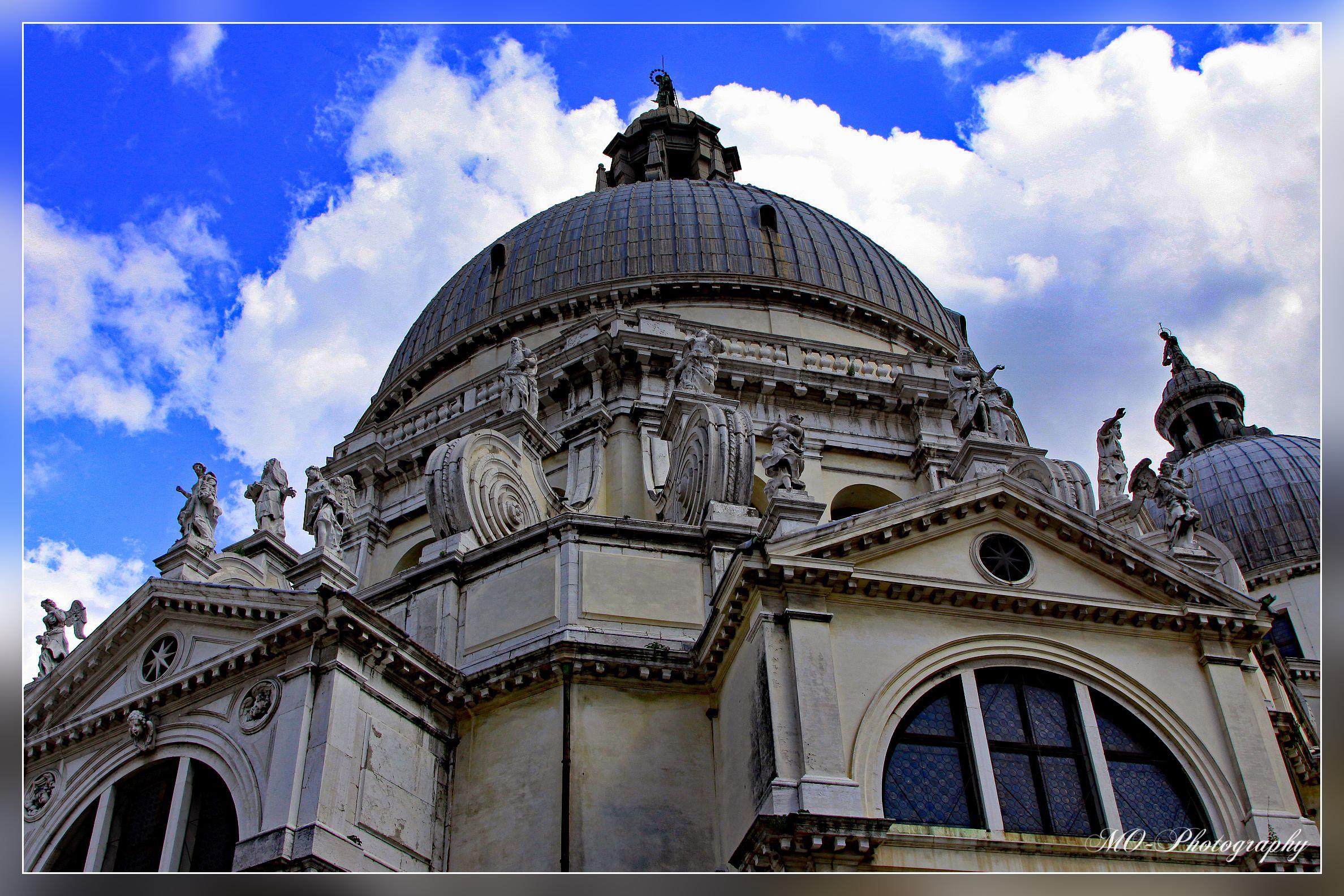 Basiliek Van Santa Maria della Salut