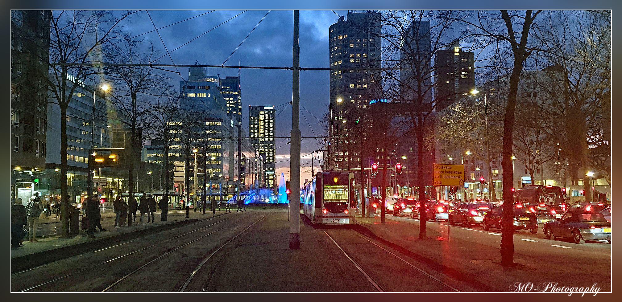 Hofplein Rotterdam