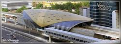 Internet City Metro Station