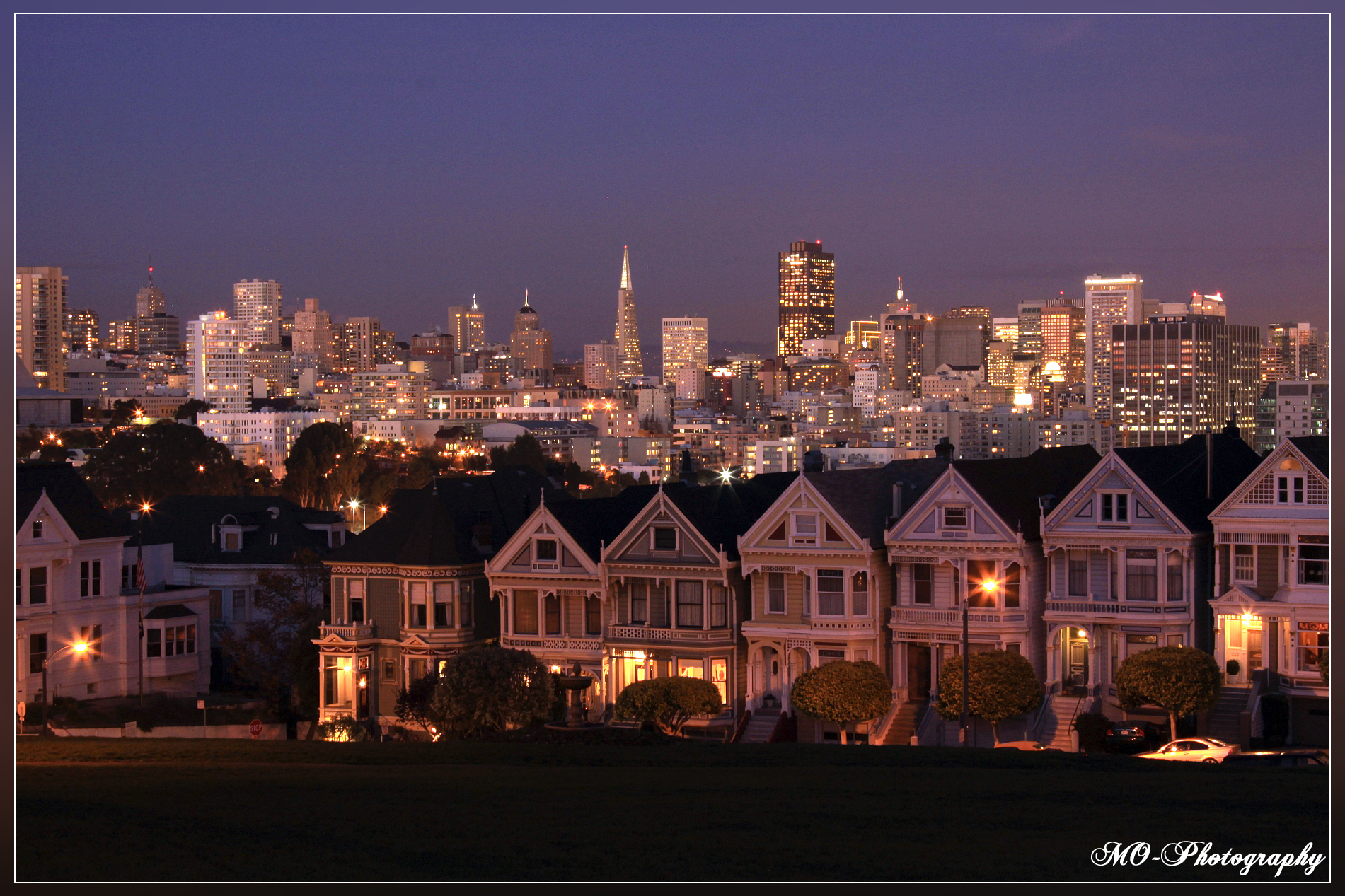 Alamo Square San Francisco USA