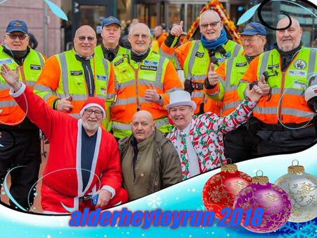 Alder Hey Hospital Christmas Toy Run 2019