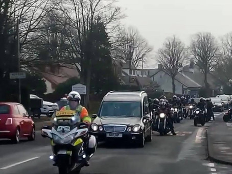 The Final Ride of Phil Dewhurst