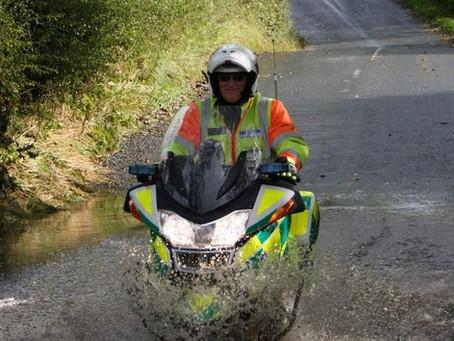 Gary Gets Wet