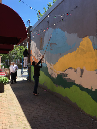 Public Mural | Community Narrative