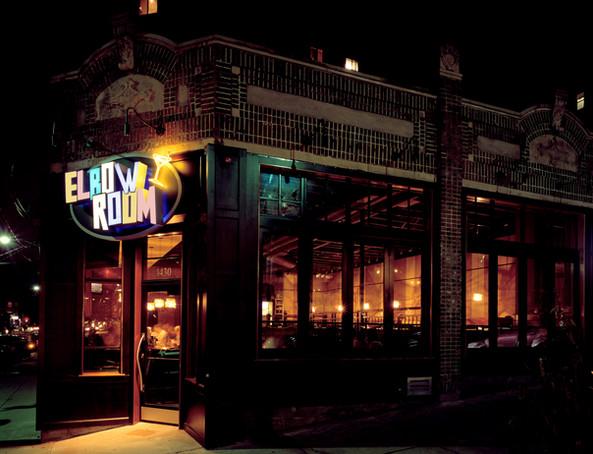 Elbow Room Restaurant | Brooklne MA