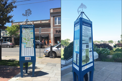 Hyannis Kiosks | Community Narrative