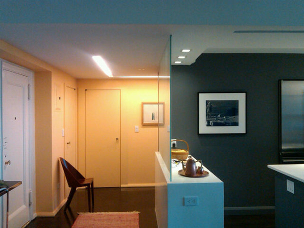 Manhattan residence   Renovation