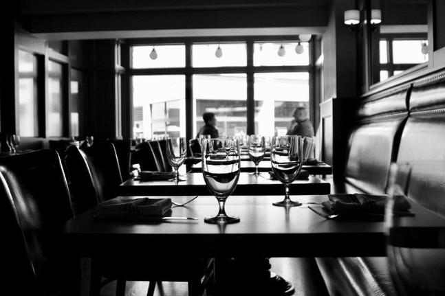Westland Restaurant   Boston MA