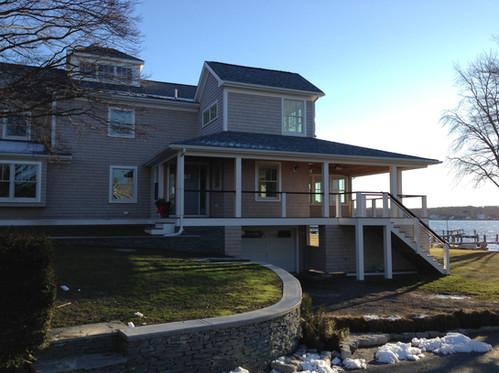 Rhode Island Residence   Renovation