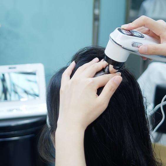 Interoba 免費頭皮檢測分析