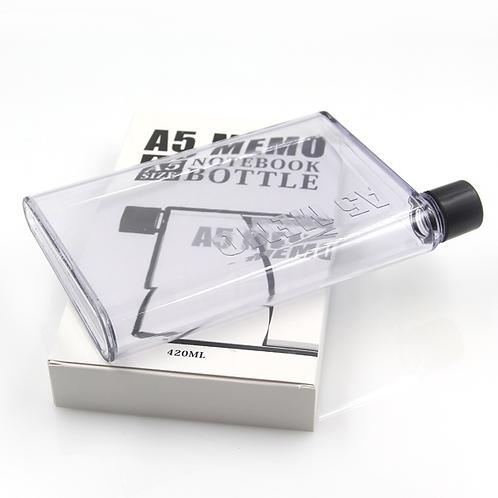 Плоская бутылочка А5