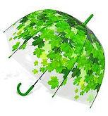 Зонты с листьями, яркие зонты для женщин, прозрачные зонты, зонты оптом из Китая, необычные зонты купить, купить прозрачный зонт в Москве