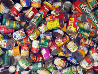 Pantry still needs canned food