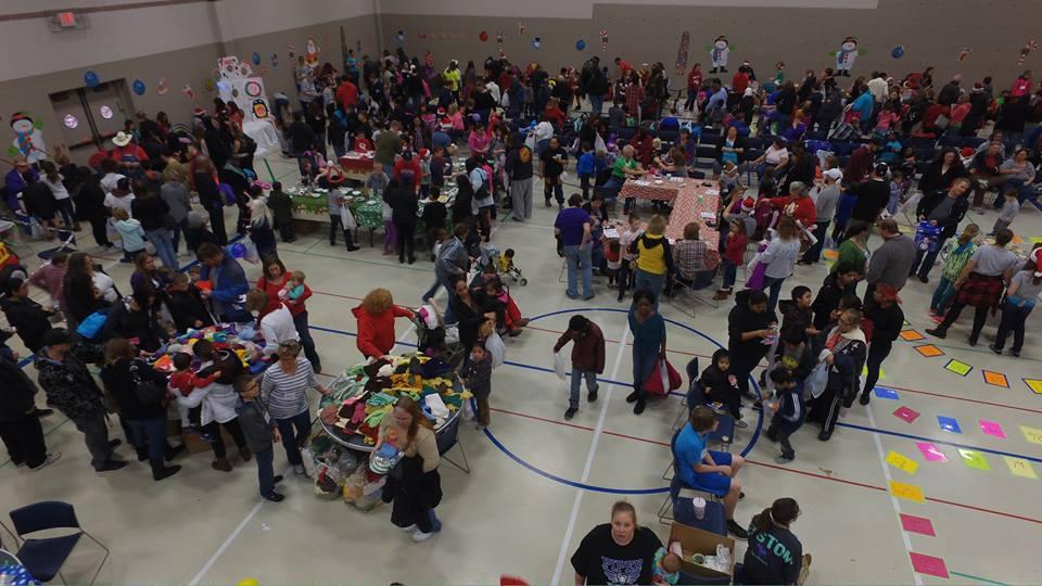 429 Children attended