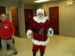 12172016 Santa arrives