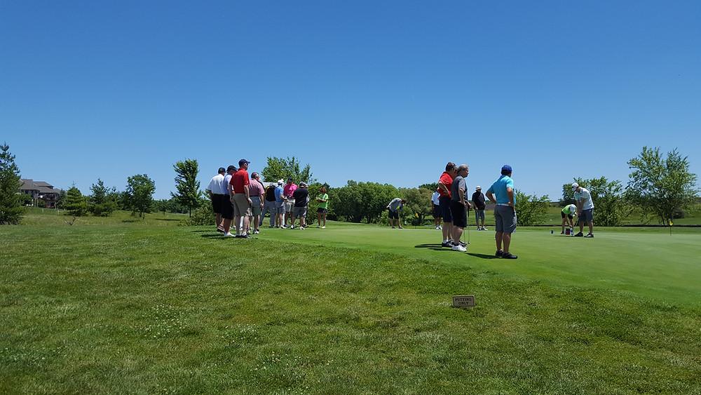 June 6, 2017  Falcon Lakes Golf Club, Basehor