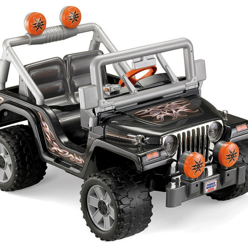 tough talking jeep wrangler