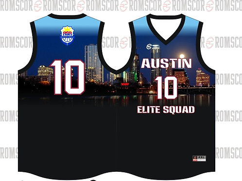 Austin Elite Squad Authentic Jersey (Away)
