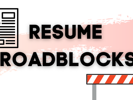 Top Three Reasons Your Resume is Screened Out in SECONDS
