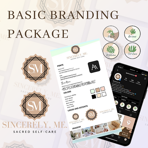 Basic Branding Package