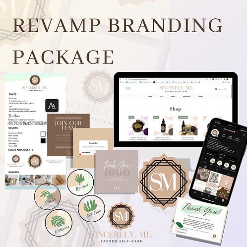 Revamping Branding Package