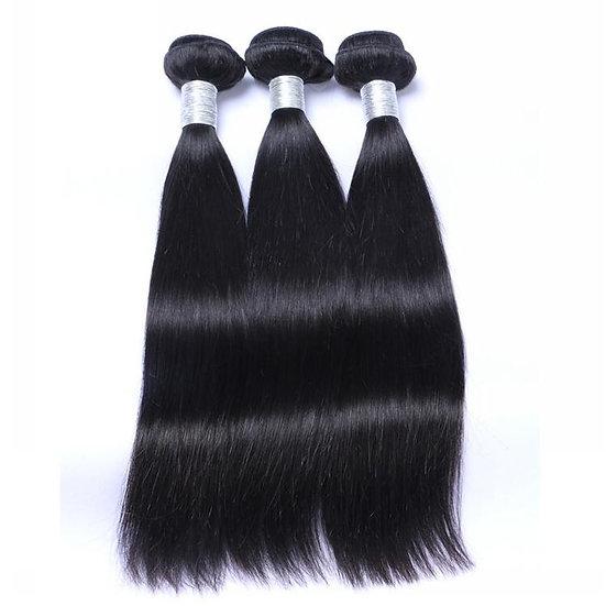 Silky Straight  3 Bundle Set - 100% Virgin Hair