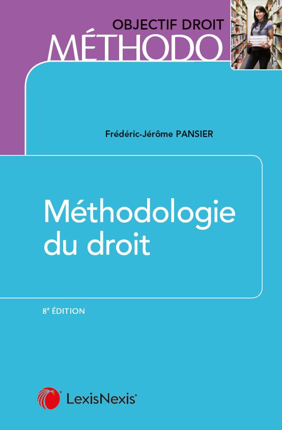 livre methodologie droit