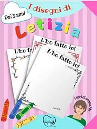 I disegni di Letizia