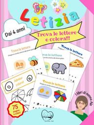 Letizia trova le lettere