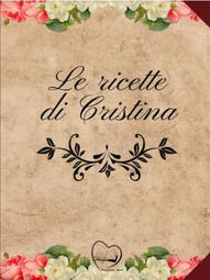 Le ricette di Cristina