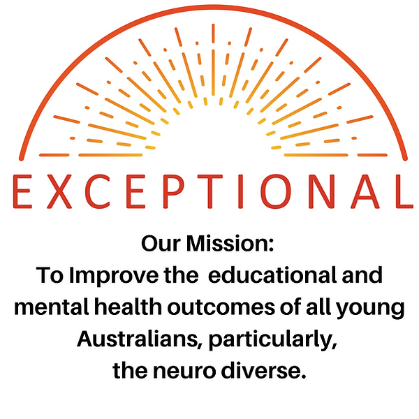 Our Mission at Exceptional Learners is;