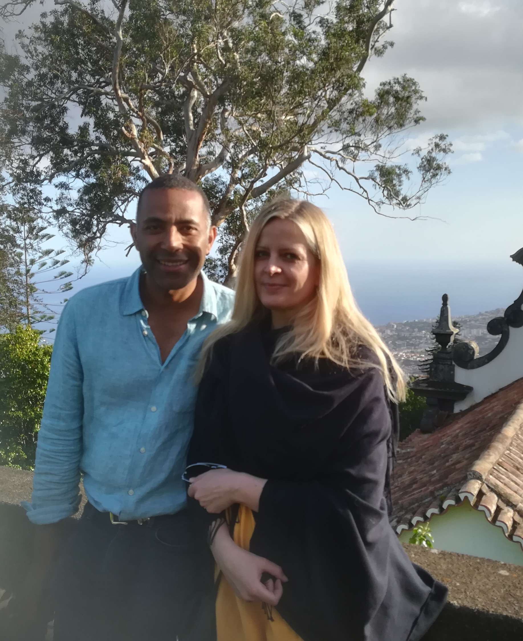David and Renate Doma