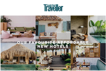 Conde Nast Traveller Editors' List 2019