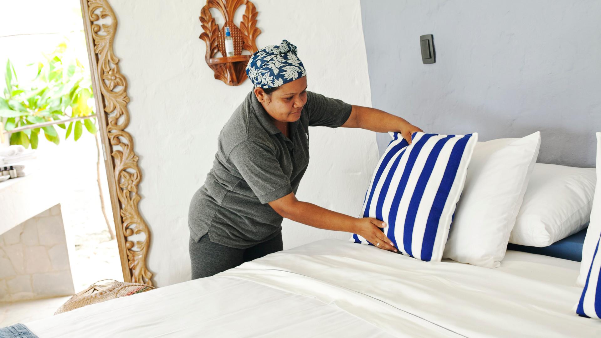 Luz Housekeeping Luxury Boutique Island