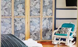 Papaya King Bedroom