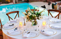Events Elegant Dining Blue Apple