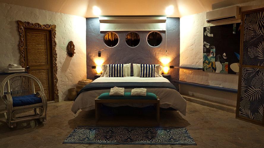Mamon Suite at Blue Apple Beach House
