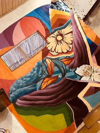 Apolo Trece Lulo Bathroom Art Hotel Cart