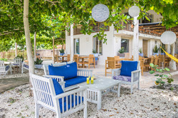 Relax at Blue Apple Beach House