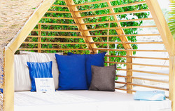 Beach Beds at Blue Apple