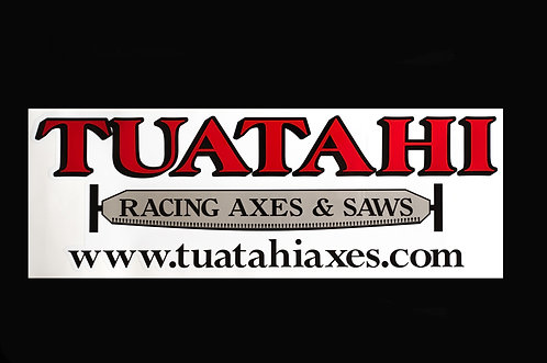 Tuatahi Decal - Saw Case