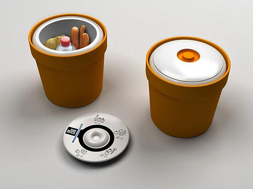Zero Pressure Preservation Pot