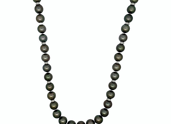 TAHITIAN PEARL OPERA NECKLACE