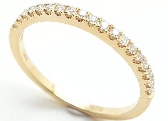 14KY DIAMOND WEDDING RING