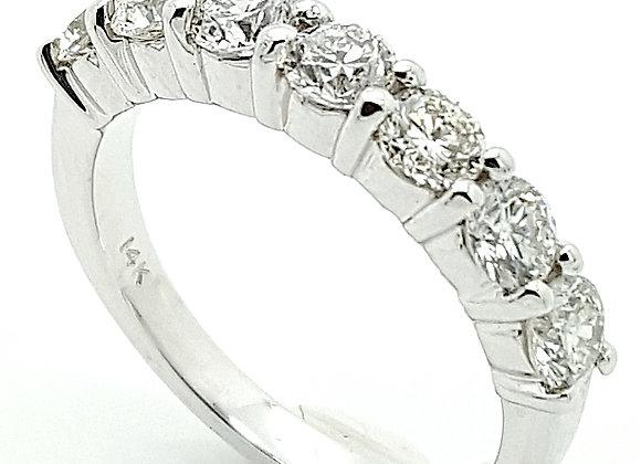 WHITE DIAMOND BAND
