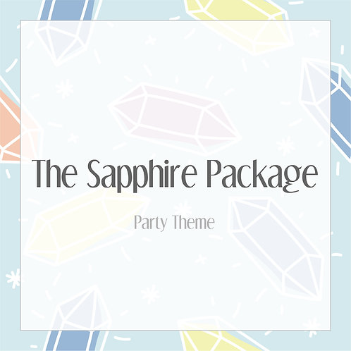 Theme Package - Sapphire