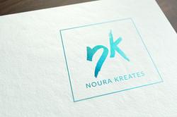 Logo NK Mockup