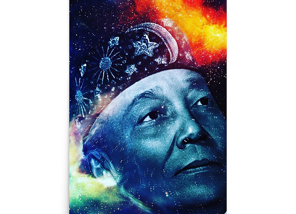 The Universal Teaching - Most Honorable Elijah Muhammad Photo paper poster